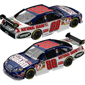 Action Racing Collectibles Dale Earnhardt, Jr. '09 National Guard #88 Impala, 1:24 - Dale Earnhardt Diecast Collectibles