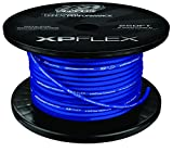 XS Power XPFLEX8BL-250 Iced Blue 8 AWG Cable (735 Strands, 250' Spool)