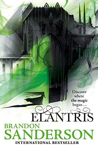 Elantris by [Sanderson, Brandon]