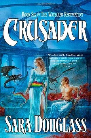 book cover of Crusader