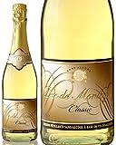 デュック ドゥ モンターニュNV ノンアルコール スパークリング ワイン(泡 白) 【賞味期限:2020年6月30日】 (ワイン(=750ml)11本と同梱可)