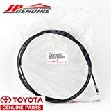 Toyota Genuine Parts 53630-30250 Hood Release Cable