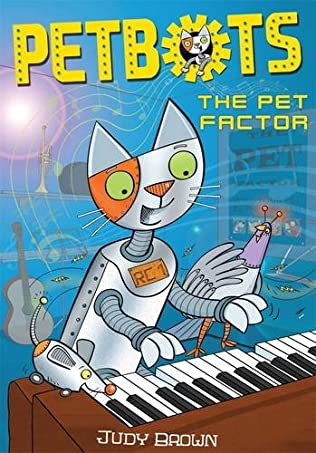 book cover of The Pet Factor