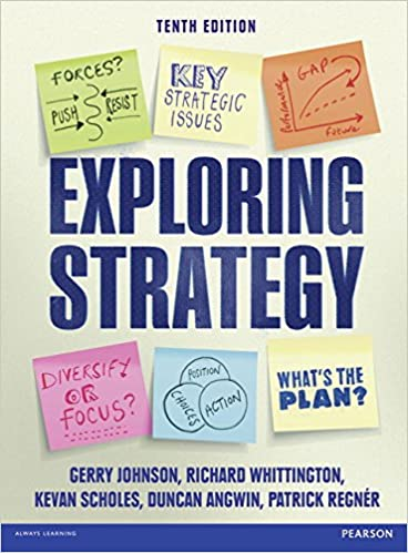 Exploring Strategy Text Only 10th Edition