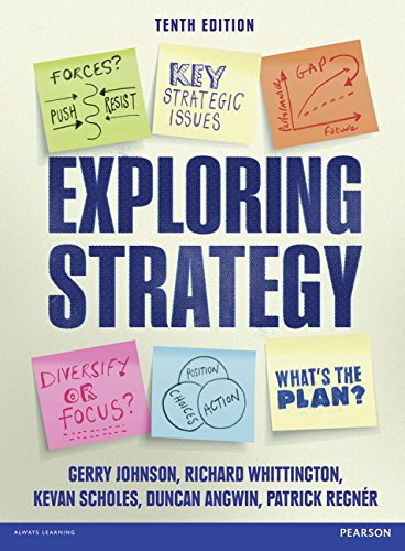 Exploring Strategy Text Only pdf epub