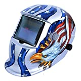 Sun YOBA Auto Darking Welding Helmet Welding Mask Welder Mask with Grinding Function #7