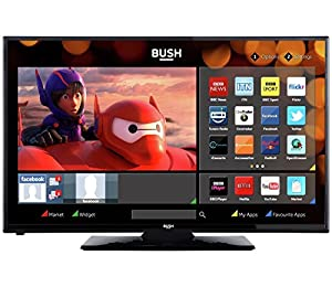 tv 32 inch smart. bush dled32265 32 inch hd ready smart wifi led tv tv