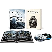 Alien: Covenant Limited Edition - With 36 Page Book Packaging - Includes Photos And Sketches
