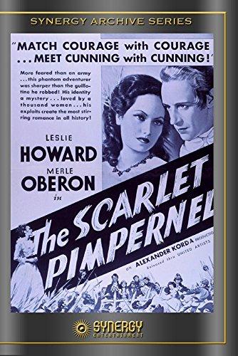 - Scarlet Pimpernel (1934)