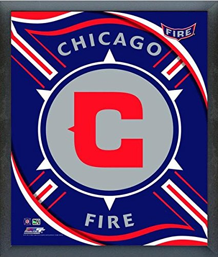 (Chicago Fire MLS Team Logo Photo (Size: 12