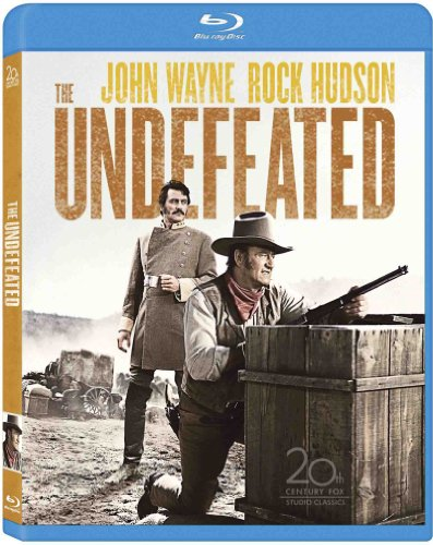 Undefeated, The Blu-ray