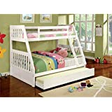 Bowery Hill Twin over Full Bunk Bed