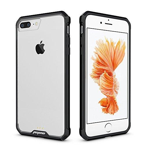 iPhone-7-Plus-Clear-Case-Pajuva-PCTPU-Transparent-Case-Thin-for-iPhone-7-Plus-Crystal-Clear-Case-With-Bumper