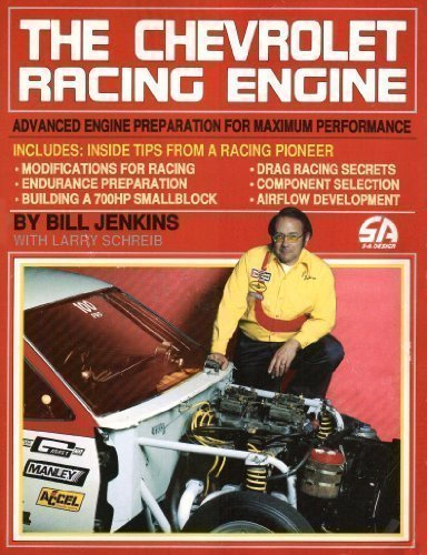 The Chevrolet Racing Engine