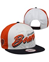 NFL Chicago Bears NE Gamer 950 Snapback Cap