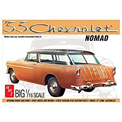 AMT AMT1005 1: 16 1955 Chevy Nomad Wagon from Amt
