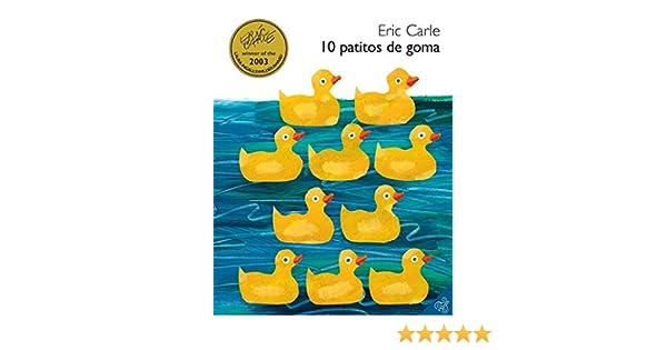 Amazon 10 little rubber ducks spanish edition 9780061126239 amazon 10 little rubber ducks spanish edition 9780061126239 eric carle books fandeluxe Image collections