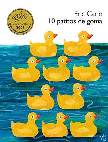 Resultado de imagen de LOS DIEZ PATITOS DE GOMA