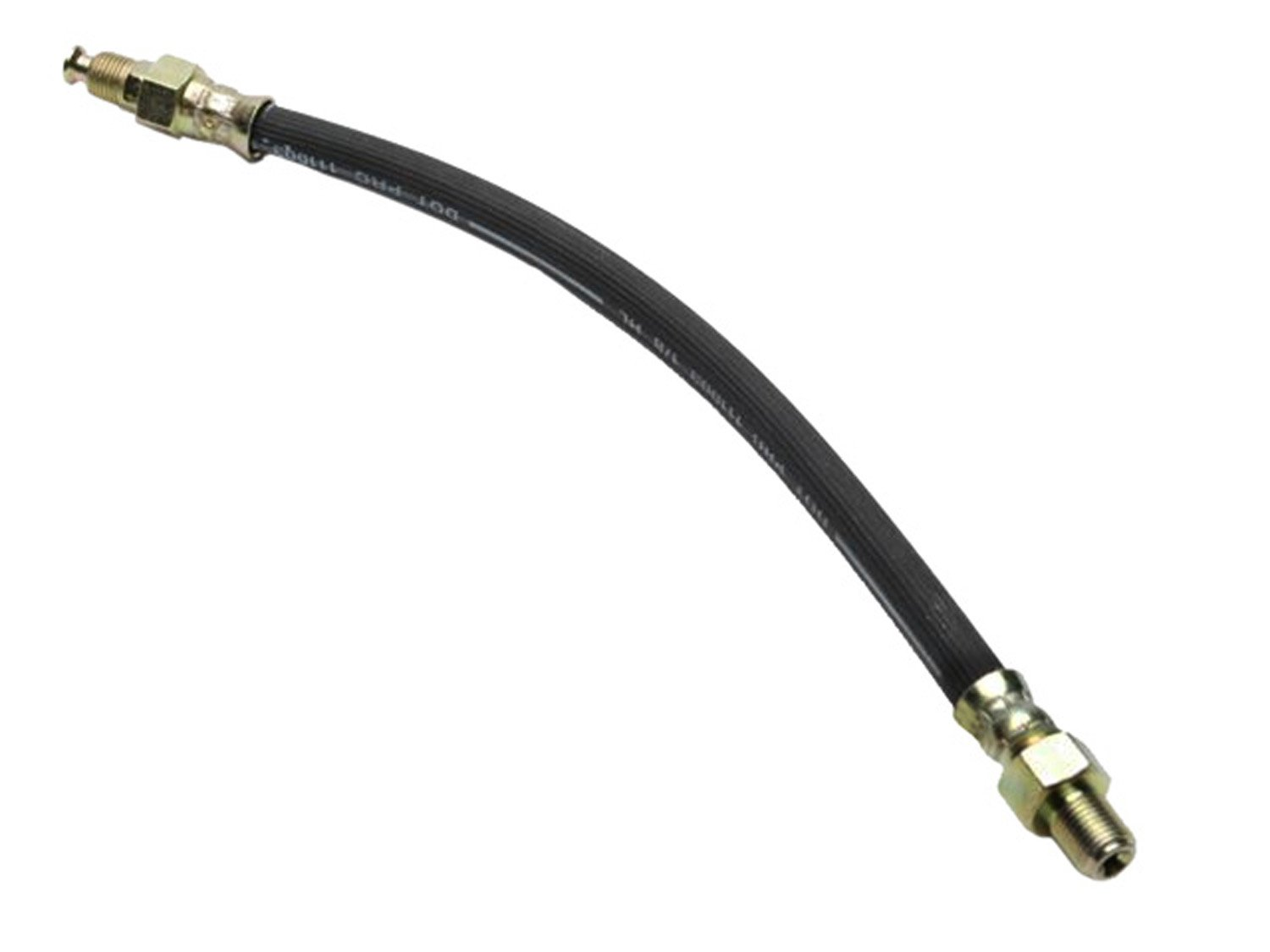 ACDelco 18J1416 Professional Rear Hydraulic Brake Hose Assembly