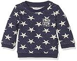 Noppies Baby Boys' B Sweater Gonzales Sweatshirt, Blue (Deep Blue C162), 50 cm