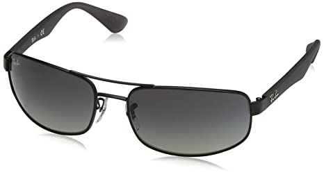 9f4ccc1e67 Ray-Ban RB3445 Gafas de Sol 61 mm: Amazon.com.mx: Ropa, Zapatos y Accesorios