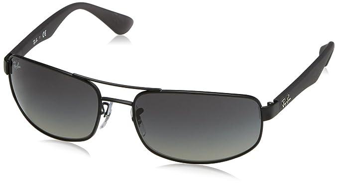 551a62a9e91 Ray-Ban RB 3445 64 002 58 Men s Polarized Sunglasses