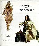 Baroque and Rococo Art, Liselotte Andersen, 0810980274