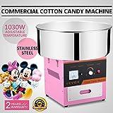 OrangeA Clear Plastic Bubble Shield for Cotton Candy Machine Bubble Cover