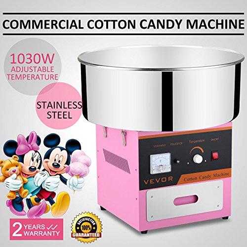 OrangeA Clear Plastic Bubble Shield for Cotton Candy Machine Bubble Cover by OrangeA