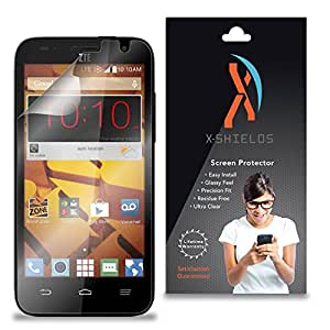 XShields© (2-Pack) Screen Protectors for ZTE Speed (Ultra Clear)