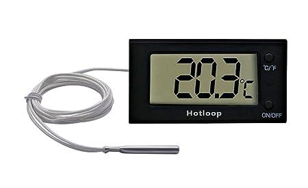 Compra Hot Loop Digital Horno Termómetro Resistente al Calor hasta ...
