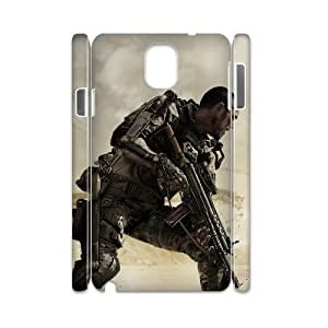 TOSOUL Diy case Call Of Duty customized Hard Plastic case For samsung galaxy note 3 N9000