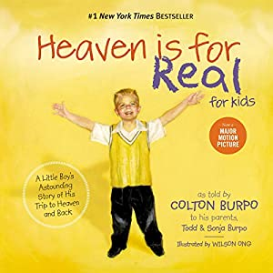 Heaven Is for Real for Kids Audiobook