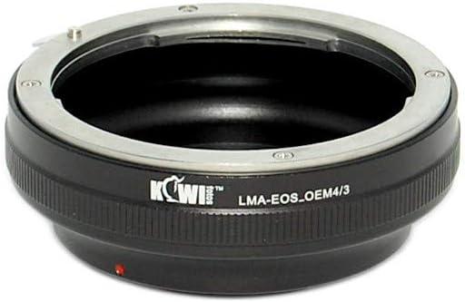 MFT JJC Camera for Canon EF Lens Adapter for Micro 4//3/