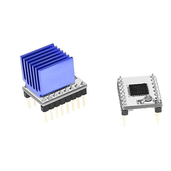 planuuik Impresora 3D Stepstick S109 Controlador de Motor Paso a ...