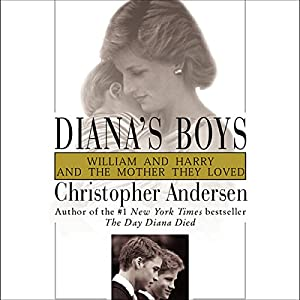 Diana's Boys Audiobook