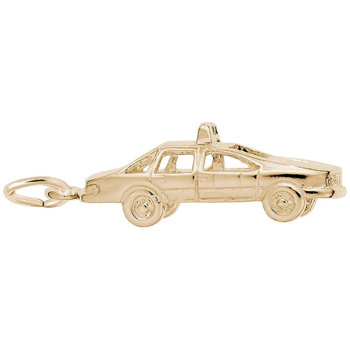 Rembrandt Charms Taxi Charm