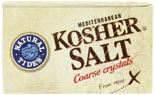 Natural Tides Mediterranean Kosher Salt, 2.2-Pounds (Pack of 6) by Natural Tides (Image #6)