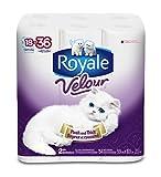 Image of Royale Velour Bathroom Tissue, 18 Double Rolls
