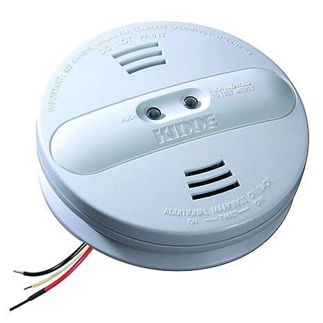 Amazon.com: Kidde PI2010, alarma de humo con sensor doble y ...