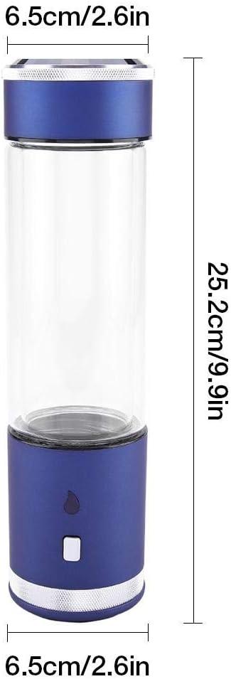 Botella de Agua de Hidrógeno Enriquecido purificador de agua rica ...