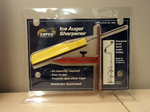Gatco Ice Auger Sharpener (Ice Auger Blade Sharpener)