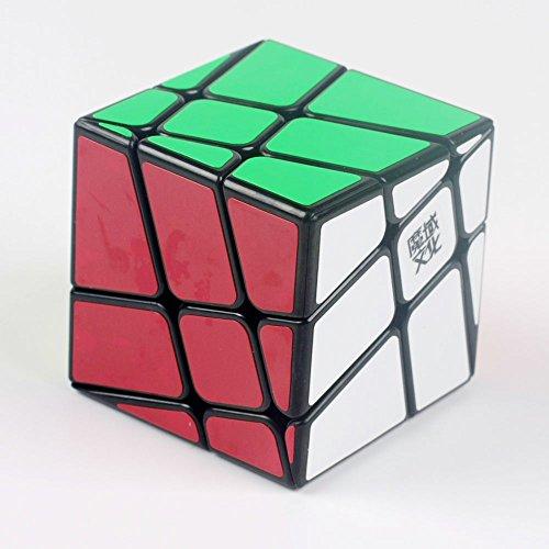 2015 New Moyu Crazy Windmill Cube Yongjun Puzzle Cube Black