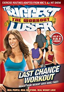 BIGGEST LOSER:LAST CHANCE WORKOUTS