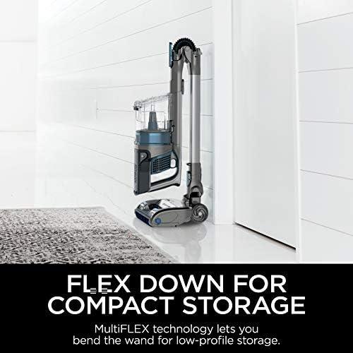 Shark IZ462H Vertex DuoClean PowerFins Lightweight Cordless Stick Vacuum with Crevice, Pet Multi-Tool, Anti-Allergen Brush, and Removable Handheld