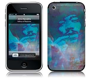 MusicSkins, MS-JIMI70001, Jimi Hendrix(TM) - Valleys Of Neptune, iPhone 2G/3G/3GS, Skin