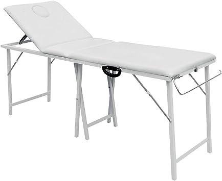Lettino Massaggio Portatile In Alluminio.Lettino Massaggio Pieghevole Portatile In Alluminio Con Asta Porta
