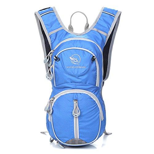 morral al aire libre/Mochila ciclismo/bolso femenino/casco Mochila/Deportes pequeña mochila/bolsa de Casual Male/bolso del alpinismo-D A