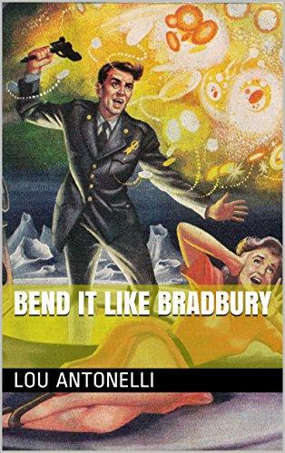 book cover of Bend it Like Bradbury