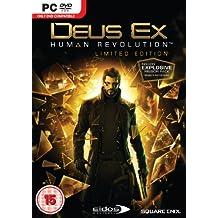 Deus Ex Human Revolution Limited Edition w/Explosive Mission Pack